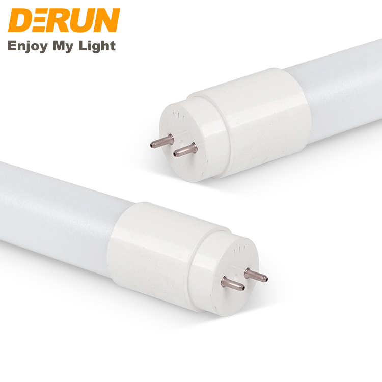 T8 LED Tube Light NANO PC Eco-friendly Fluorescent Lamp Replacement 8W 16W 20W G13 2FT 4FT 5FT 2700-6500K CE RoHS , LTL-T8NA