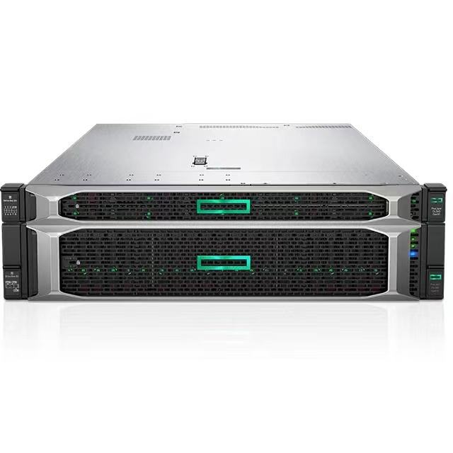 オリジナルHPE DL380 GEN102U In-tel Xeon 2630V3 16GB RAMラックサーバー