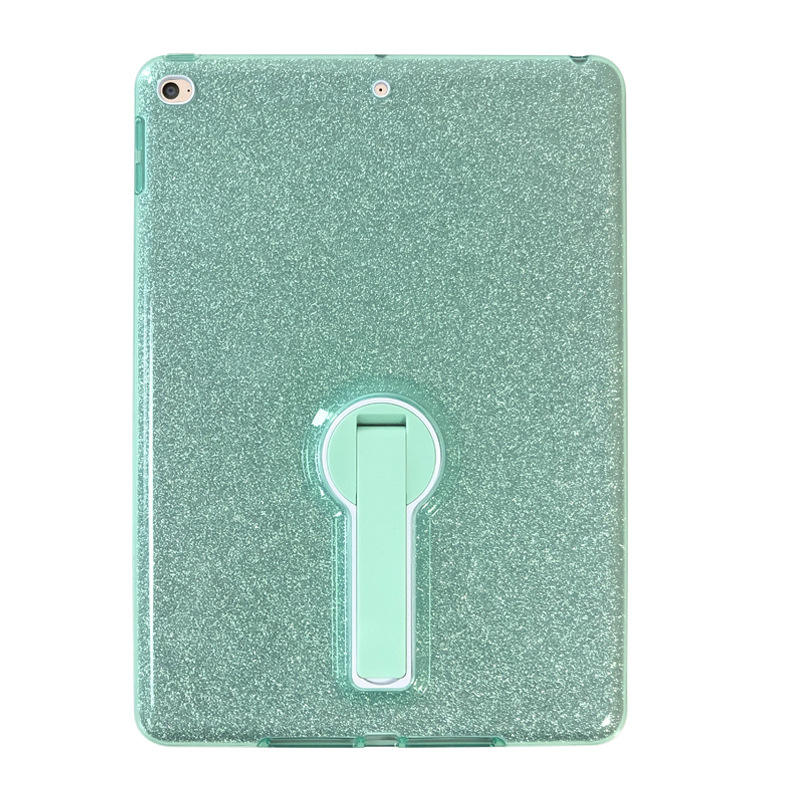 2 in 1 tpu+pc glitter series drop proof protection kickstand tablet cover case For Apple iPad PRO 11