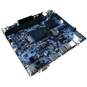 Industrial MINI PC Intel H110 Chipset USB 2,0 de 3,0 LGA1151 placa base