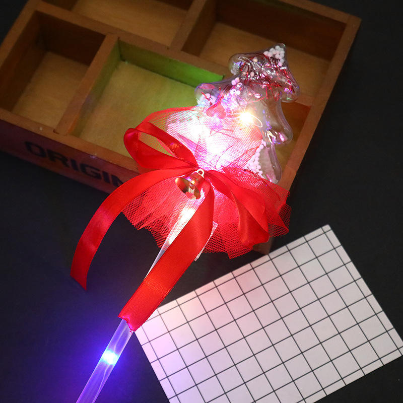New Led Toys For Kids Flashing Light Christmas Tree Toy