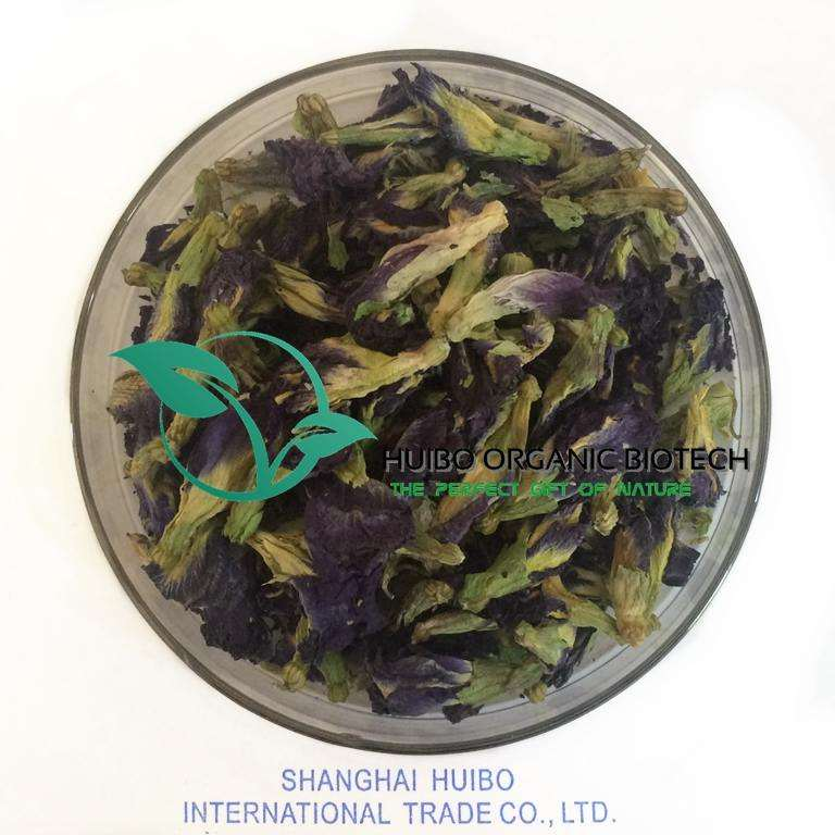 Dried butterfly pea flower tea / kordofan pea for tea drink / butterfly pea powder