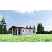 Prefabricated barn house portable warehouse and workshop storage