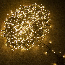 LED Christmas Lights Outdoor With Lighting Decoration Led Holiday String Light
