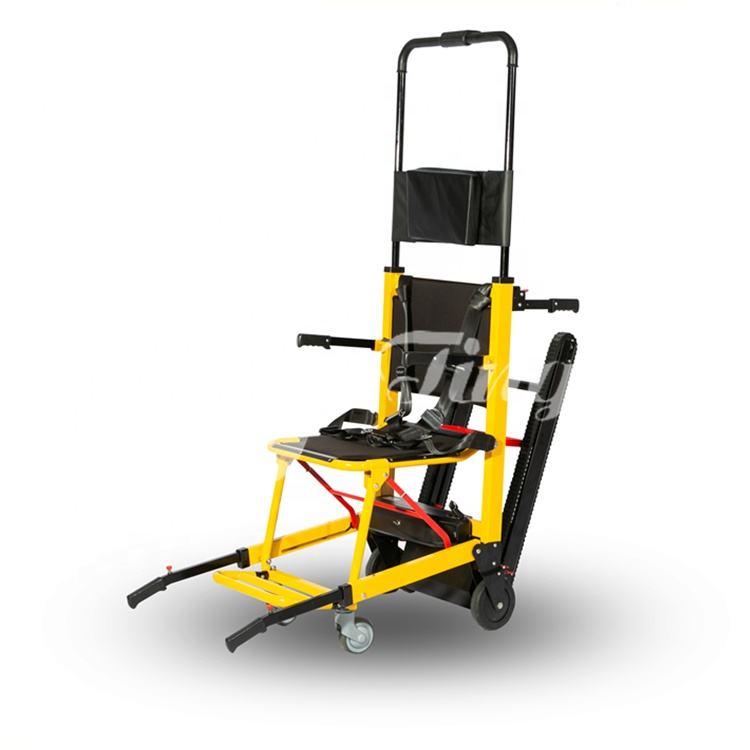 Subir escada dobrável de liga de alumínio alimentado por <span class=keywords><strong>bateria</strong></span> elétrica <span class=keywords><strong>cadeira</strong></span> de rodas
