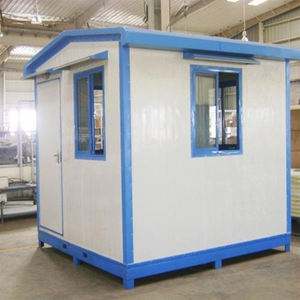 Zhonghui Windproofที่กำหนดเองGuard Shack SecurityตำรวจบูธMovable Sentryกล่อง