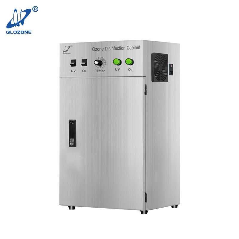 UV Ozone disinfection cabinet for books sterilizer