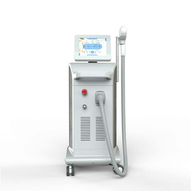 808nm diode laser FG2000D fast hair removal chine china factory a best 808 diode laser hair removal salon equipment