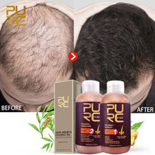 OEM Supply Hair Growth Shampoo  Set Hot Selling