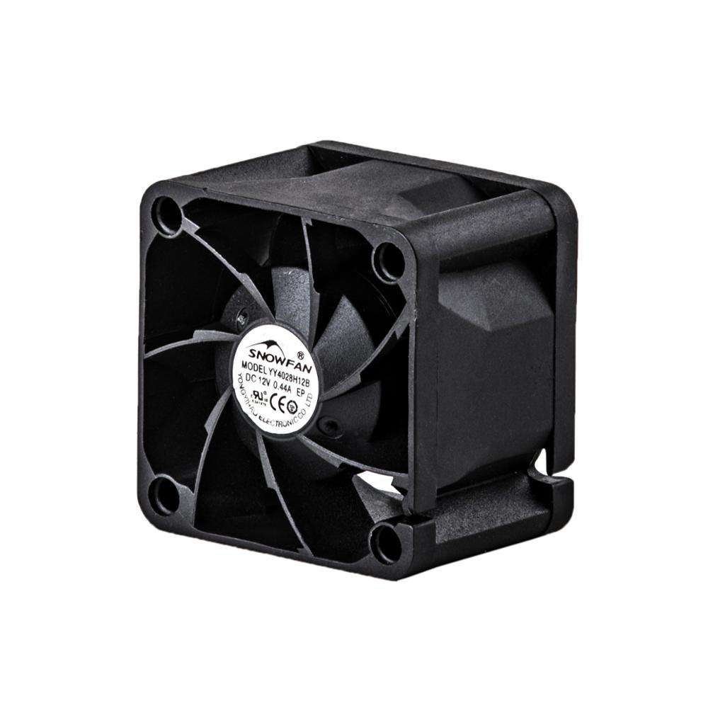 Axial flow fan 4028mm 40x40x28mm dc brushless cooling fans TUV CE ROHS certification