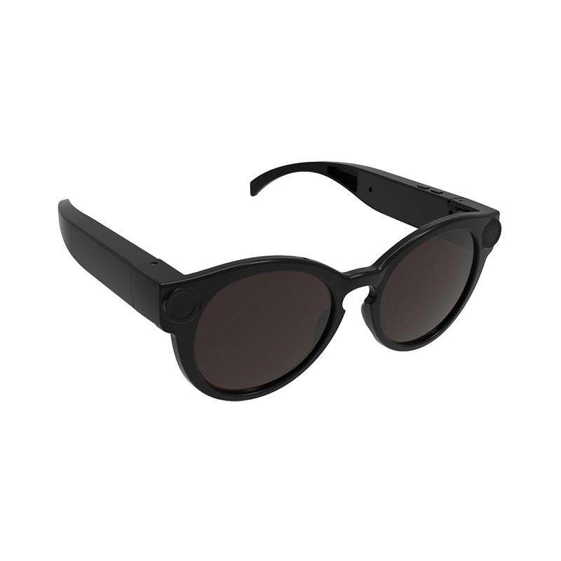 2020 Best Selling HD 1080P Wide Angle Sun glasses camera sports sunglasses