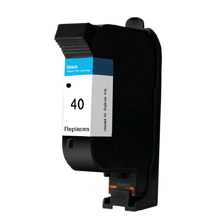 C51640A Compatible HP 40 ink cartridge for HP Designjet Series 230 250c 330 350c 430 450c 455ca 488ca 650c 650c