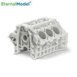 EternalModel Best Print Accuracy 3D Printer Service 3D Prototype Model Design 3D Printing CNC Milling Service