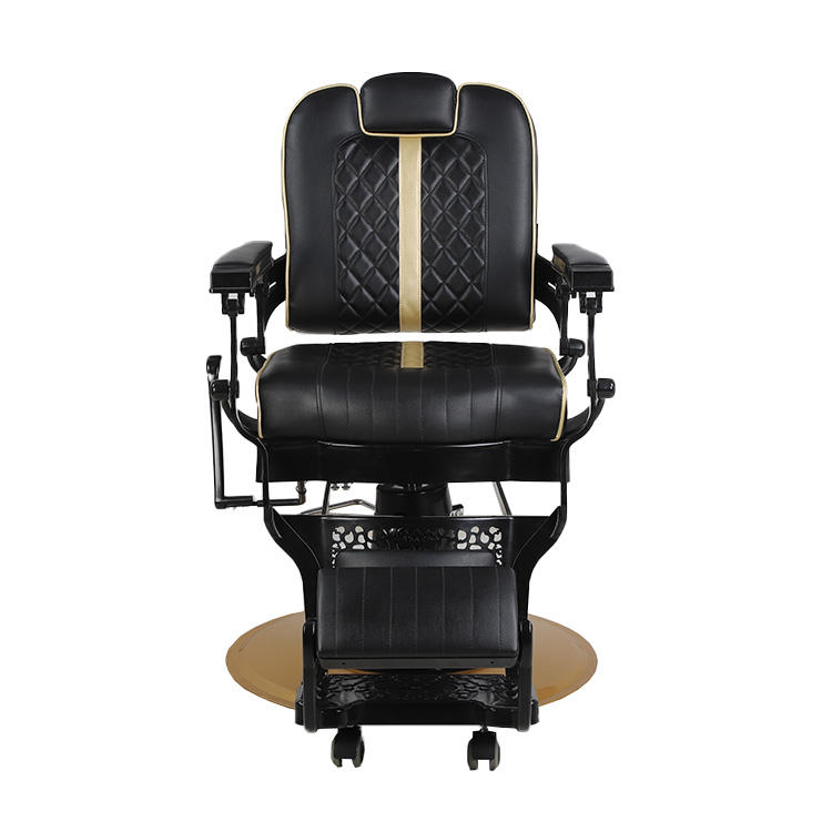 Chinese factory sale cheap equipment sets salon chairs and classic barber chair barbershop furniture