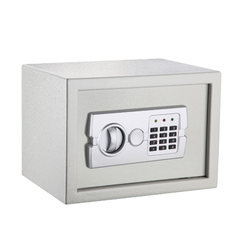 Steel Household Mini Digital Safe Box For Cash Documents