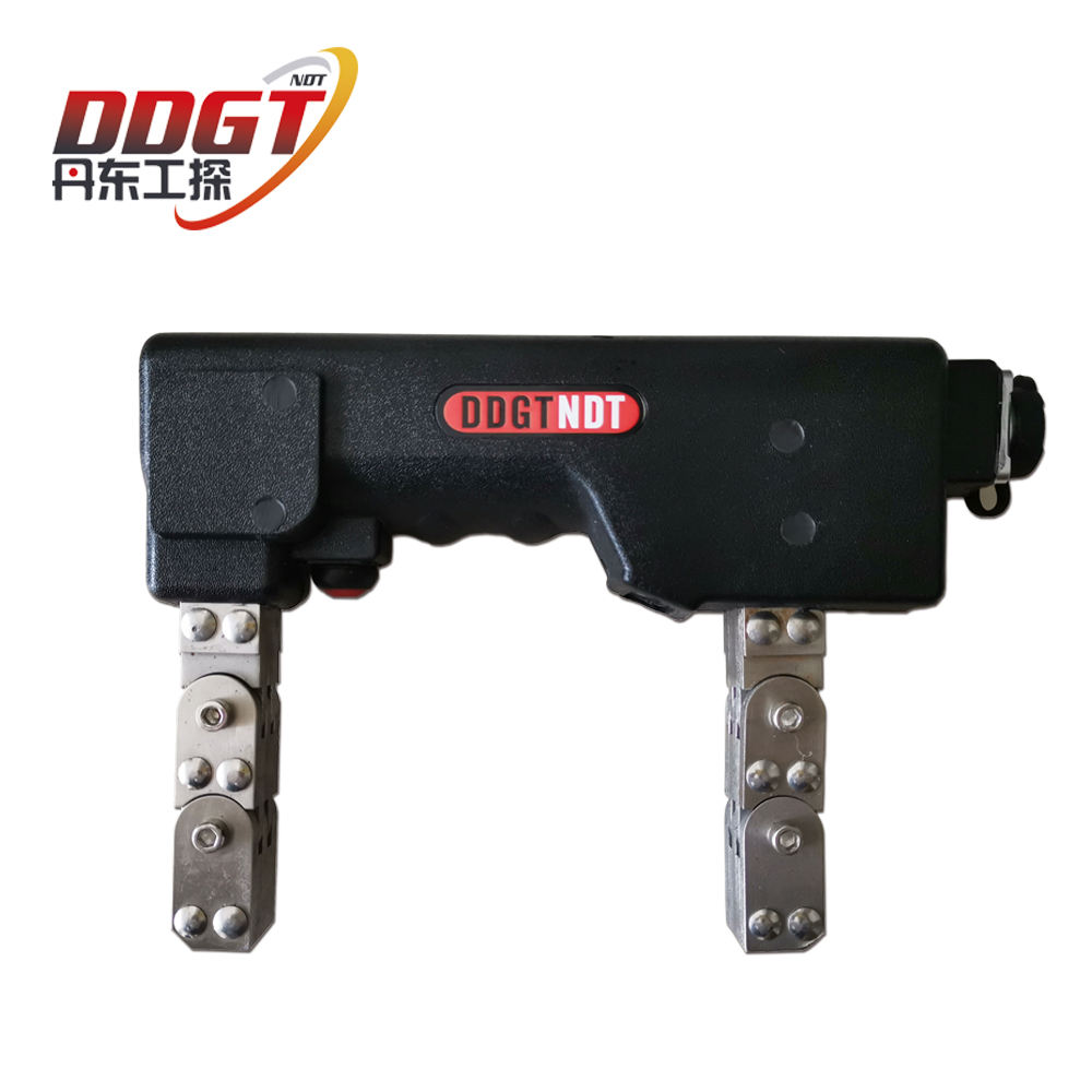 Magnetic Particle Testing Yoke Flaw Detector DGT-310DC NDT MPI equipment AC and DC Power