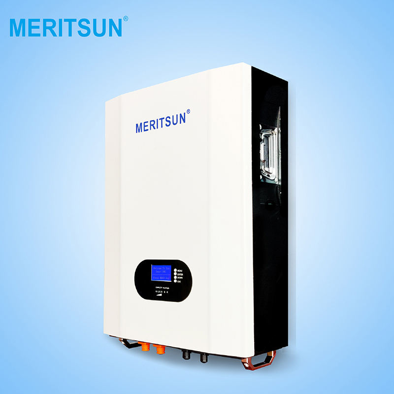 5KWh 7KWh 6000 Cycle Life Lithium Battery Solar Energy Storage System for Hybrid Grid Solar Power System Home