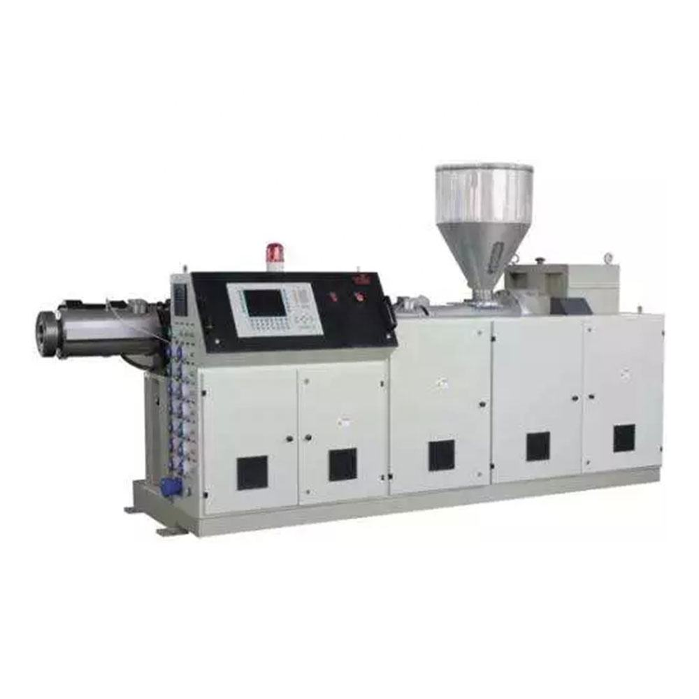 Single screw extruder machine extrusion line for PP PE PPR pipe