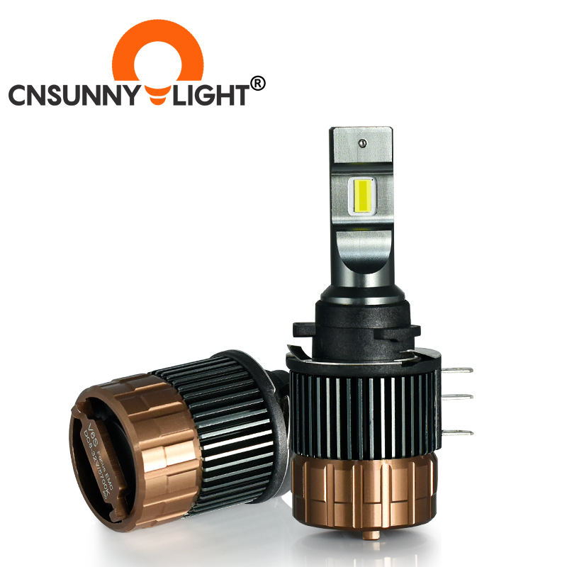 Odm Faro H15 Led Koplamp Auto Verlichting Systeem Turboes Led Lampu Mobil Bulbe Polo <span class=keywords><strong>Ver</strong></span> Luces Para Autos Farol Led autolichten