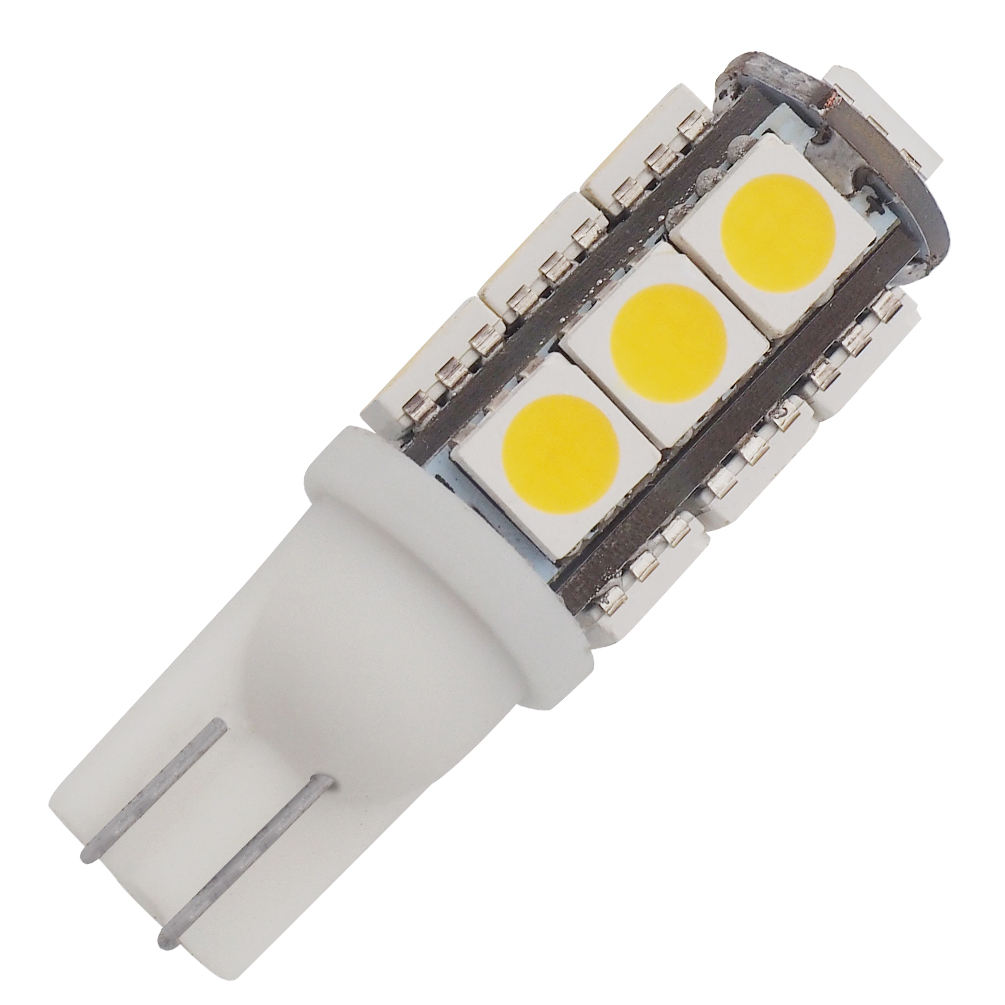 GRV T10 W5W 921 194 C921 13-5050 SMD Wedge LED Bulb Lamp Super Bright Dome Light Warm/Cool White DC12V-DC13V
