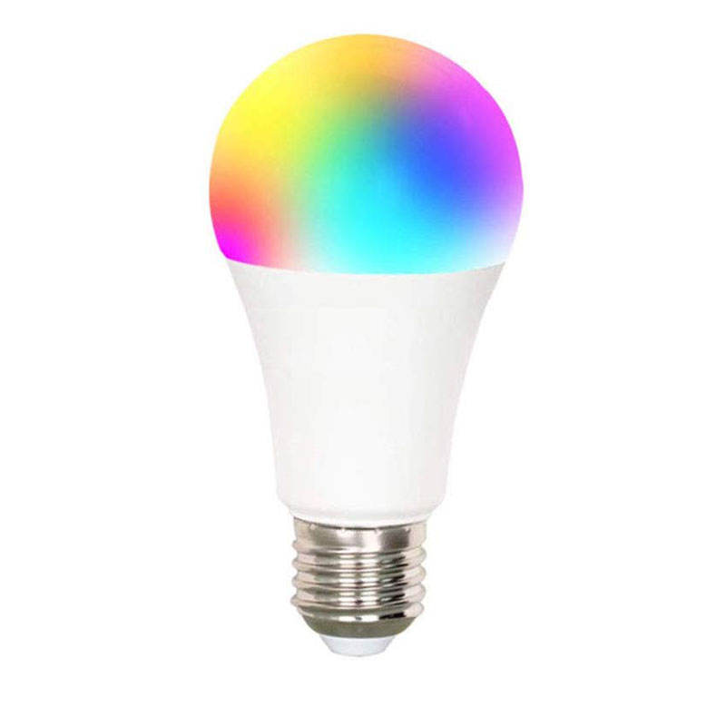 7W AC100-240V Smart WiFi Light Bulb E27 LED RGB Color Changing Control by Alexa Google Tuya