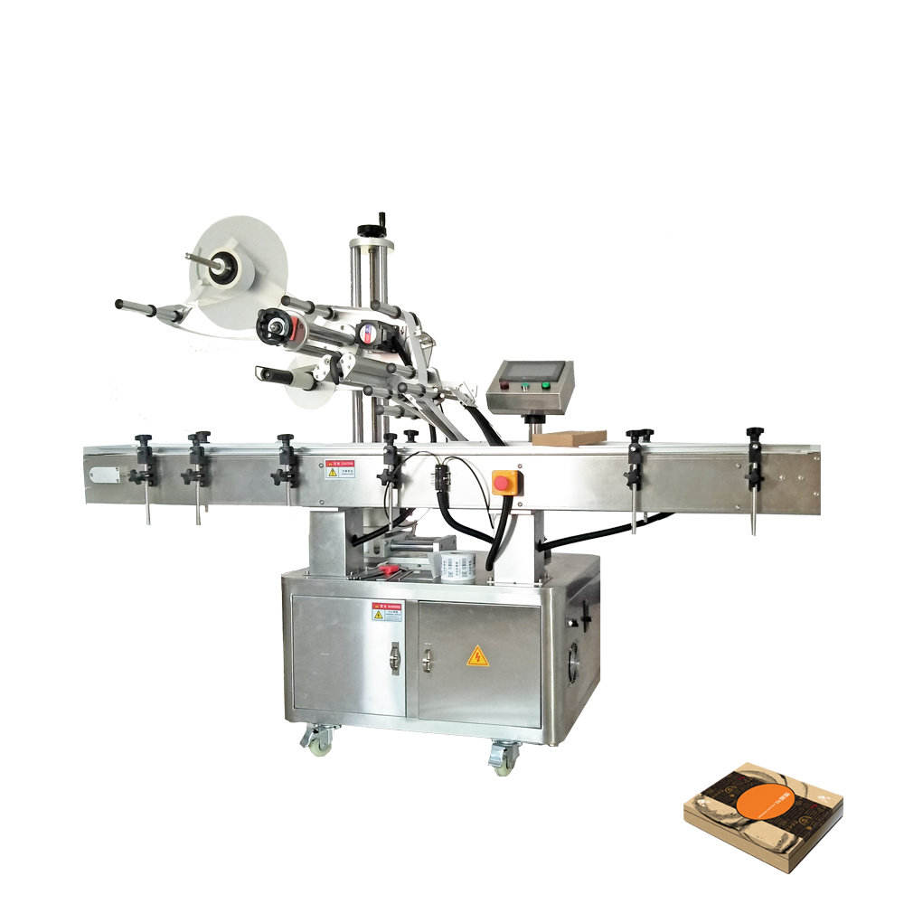 auto plastic pharmaceutical label printing sheeter machine