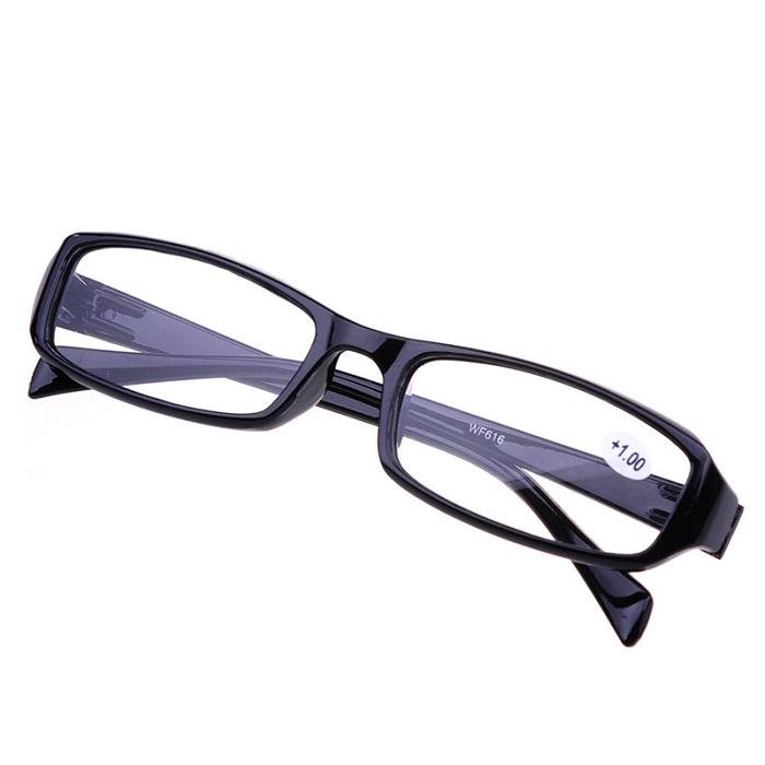 Custom Classic Unisex Reading Glasses Optical Slim Plastic Reading Eye Glasses Eyeglasses