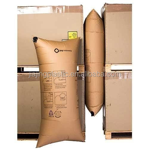 Container pillow cargo tuff air pack Material PE Film with high strength excellent shockproof cushion bag