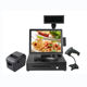 15 inch cash register Retail Store Touch Screen Terminal Payment Restaurant Machine all in one pos Bank Stand Pos Systems