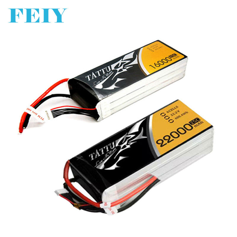 22000Mah 6S Drone Lipo Tattu Battery Tatt for Agriculture Machinery And Equipment Agricultural Pesticide Sprayer