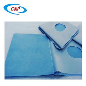 Small Aperture Drape 400 x 400 mm Sterile EO Single Use