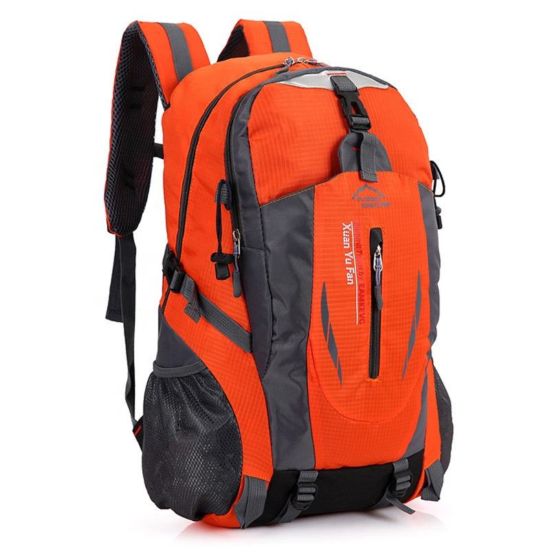 40L Men Hiking Pack Back Bags Outdoor Waterproof BackPack Camping Hiking Backpack travel bag for men
