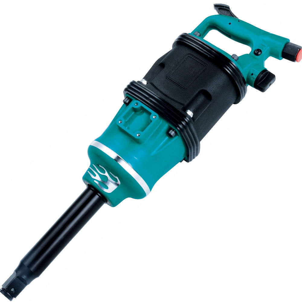 TY51100A Air Impact Wrench DUAL (FRICTION RING+HOLE) Retainer 3070 ft.lbs awesome power