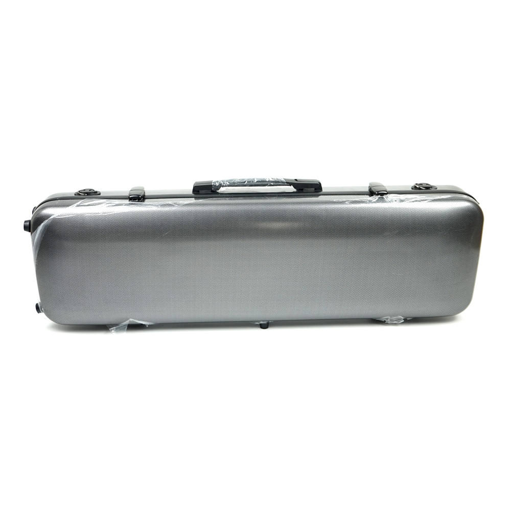 Newest violin case carbon fiber waterproof violin hard case violin case 4/4
