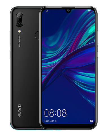Nieuwe Collectie Huawei Smart telefoon Android 9.0 Hybrid Dual SIM 6.21 inches3 + 64GB Vingerafdruk Octa-core mobiele