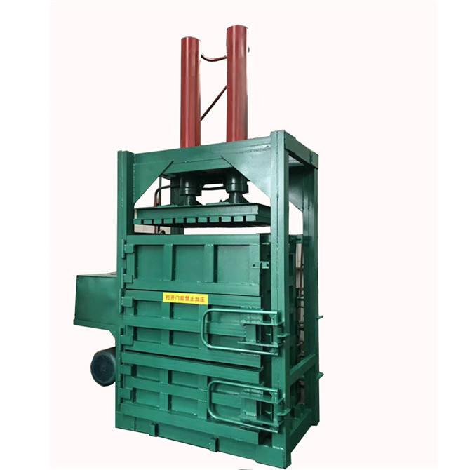 HW-20 waste carton /plastic baling baler machine sales