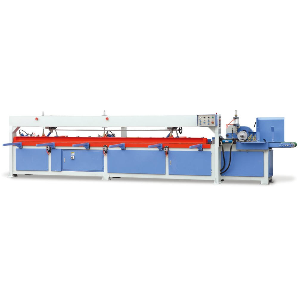 Hicas automatic 6m finger joint press machine