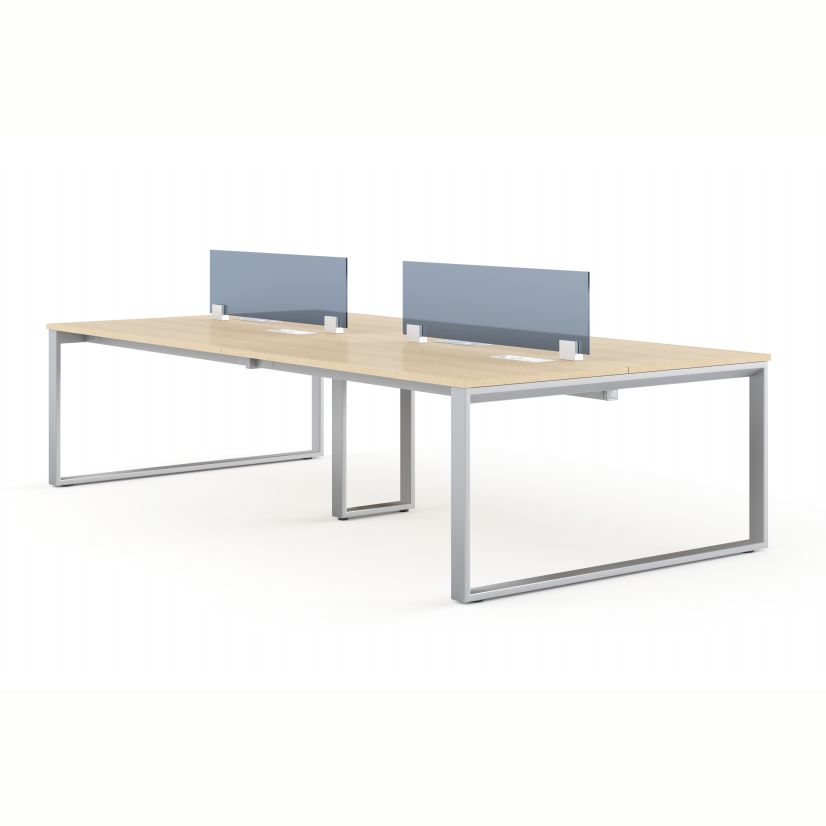 cheap modular office staff computer desk high quality executive desks 4 people staff table