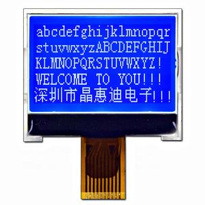 1.3 Inch OLED Display 10Pin Blue LCD Module With 128x64 Resolution JHD12864-G455BTW-B