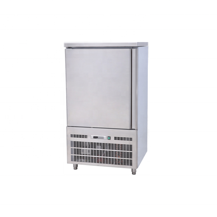 China Factory Price Commercial Fast Freezing Small Refrigeration Machine 1 door Refrigerator Blast Chiller Shock Freezer