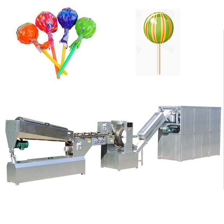 Commercial jelly / gummy candy making machine for sale