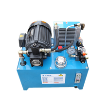 hydraulic system design 1.5/2.2/3/4KW hydraulic power unit 380V with low price