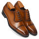 Factory OEM Lace up genuine cow leather Men Oxford official formal office business Dress Shoes