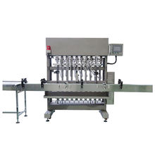 Quality Assurance Automatic Small Paste Jam Peanut Butter Filling And Capping Machine