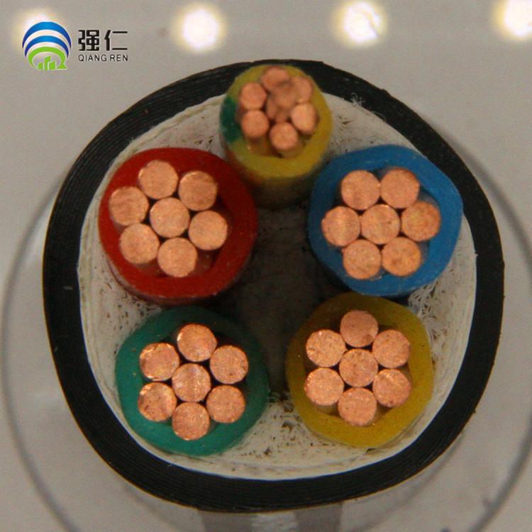 Yeraltı 50mm WDZ-YJY pcv yalıtımlı yangına dayanıklı kablo