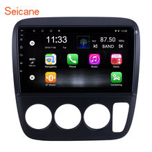 OEM 9 inch Android 10.0 Radio HD Touchscreen for 1998 1999 2000 Honda CR-V Performa RHD  Bluetooth GPS Navigation System
