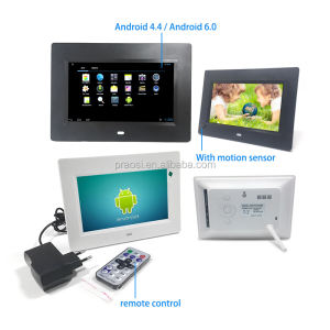 factory price 7 8 10 12 14 15 android wifi wall hanging hd picture frame/english blue movie video free download for sale