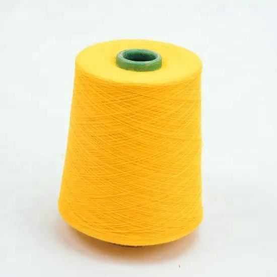 Comfortable and Eco-friendly bamboo fiber yarn