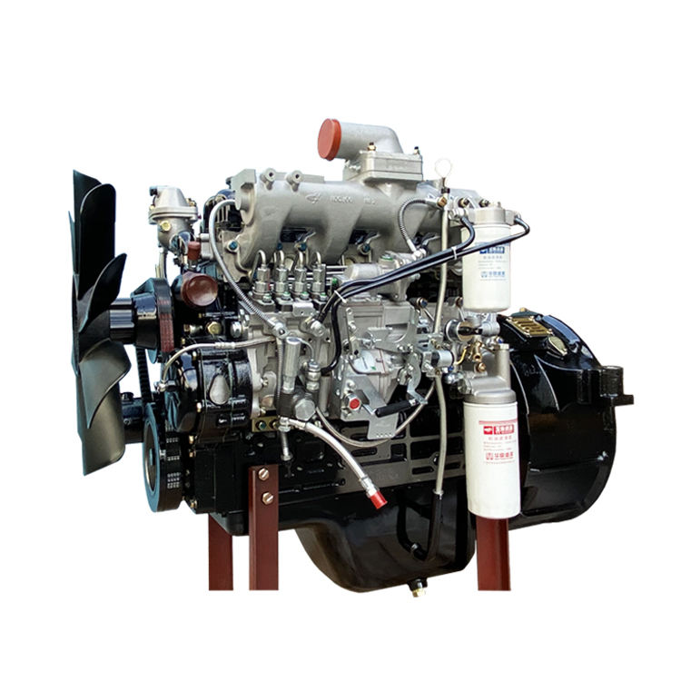 Turbocharged 4 Cylinder Engine mit Clutch Vertical Diesel Engine für Concrete Mixer