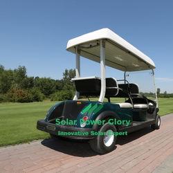 Solar car ,48v CATL Li battery,  electric car, motorized